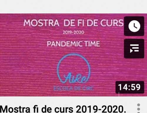 VIDEO MUESTRA CONFITADA